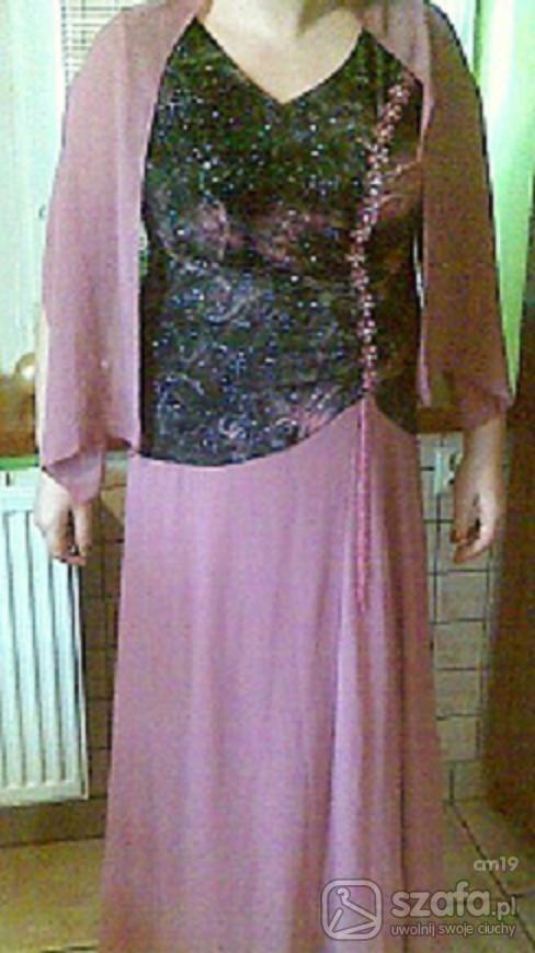 Eleganckie Suknia dla puszystej