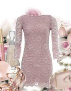 sukienka TOP SHOP i moja kompozycja