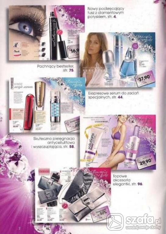 Mój styl Kosmetyki godne polecenia firmy AVON i ORIFLAME