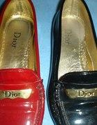 Unikatowe buciki Dior...