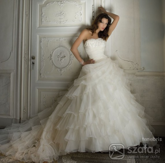 Na specjalne okazje wedding dress