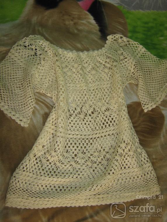 Swetry piekna narzutka ala nietoperz rozmiar36 38