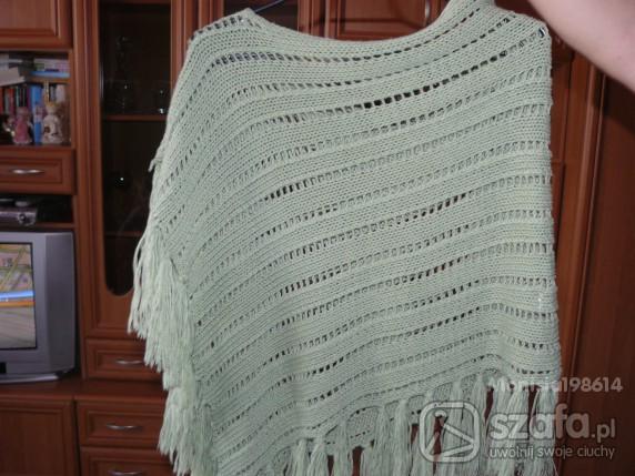 Swetry ponczo