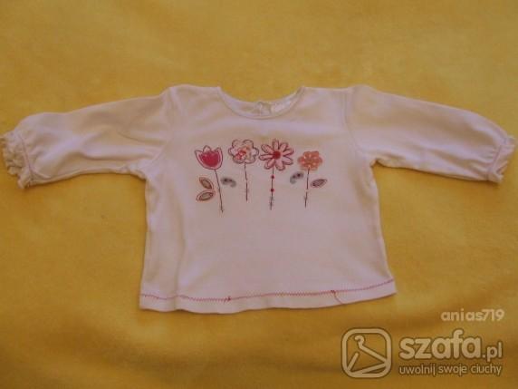 Koszulki, podkoszulki Cudna bluzeczka kaftanik dla małej królewny
