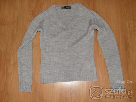 Swetry zara