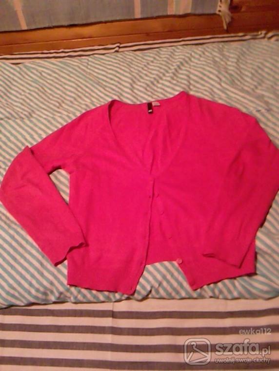 Swetry czerwony H M