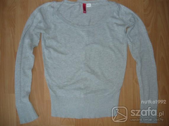 Swetry cieniutki HM