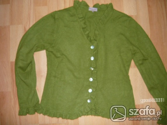 Swetry CASHMIROWY SWETER JOHN LEWIS 40 42