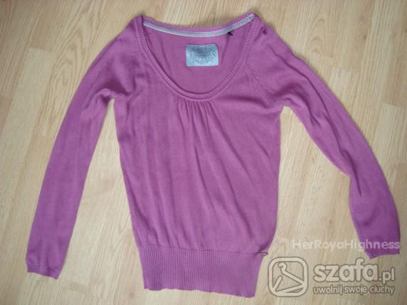 Swetry DIVERSE malinkowy roz S M