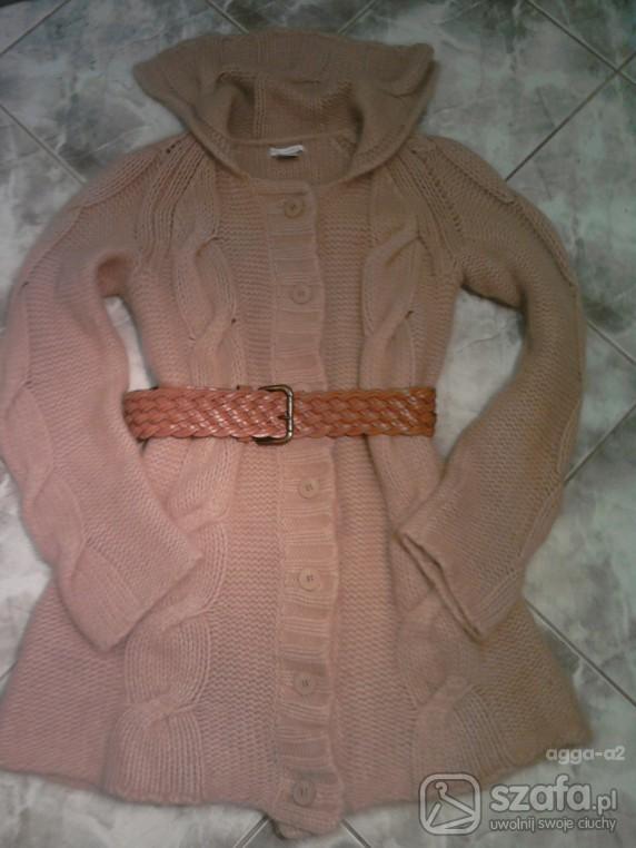 Swetry Długi kardigan