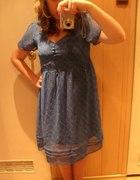 sukienkaw groszki