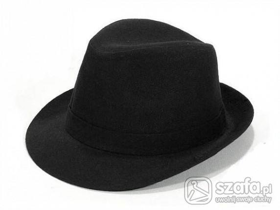 kapelusz michael jackson czarny