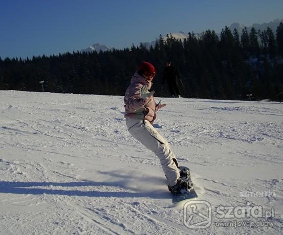 Sportowe na narty