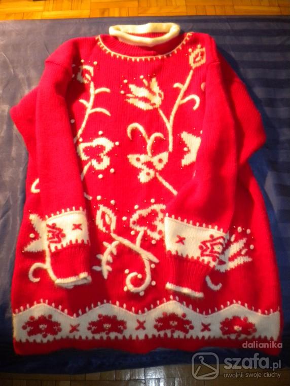 Swetry ORYGINALNY sweter ROZM 42