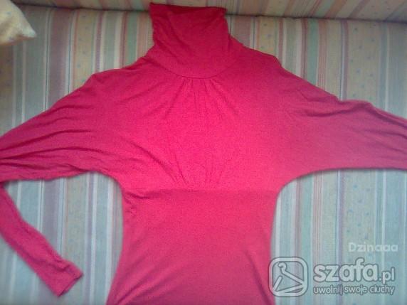 Swetry butik sweterek PółGOLF