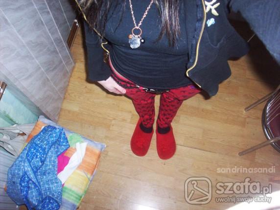 Mój styl Ekstra spodnie gwiazdki