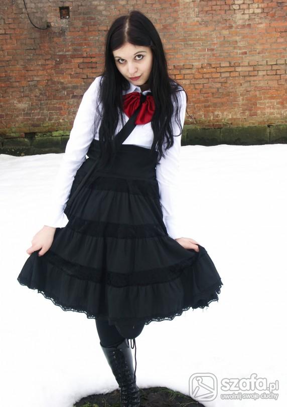 Mój styl Japan schoolgirl