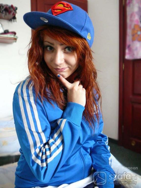 Mój styl Niebieskoo