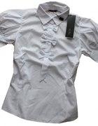 koszula z kokardkami firmy NIFE...