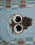 bluzka z sową