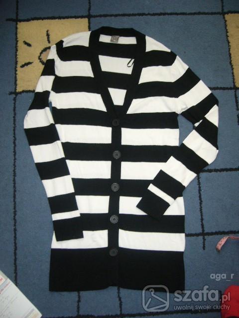 Swetry Super sweter kardigan rozpinany 38