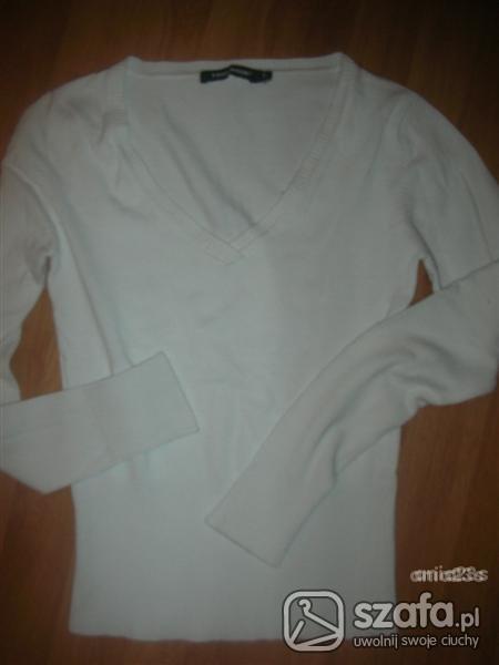 Swetry Biały sweterek Tally Weijl rozmiar xs