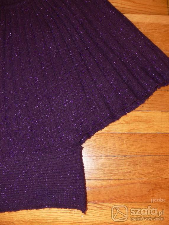 Swetry Sliwkowy nietoperz uniwersalny