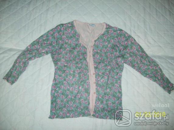 Swetry sweterek na guziczki 38