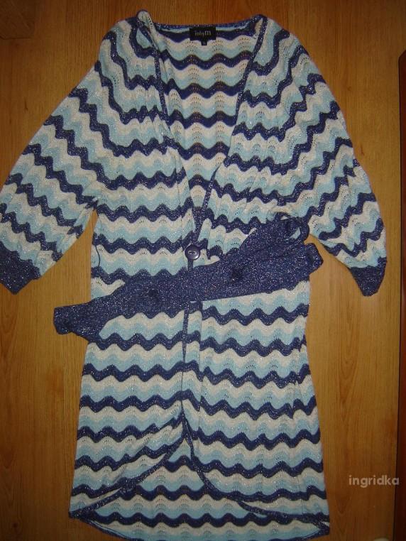 Swetry ażurowy sweterek
