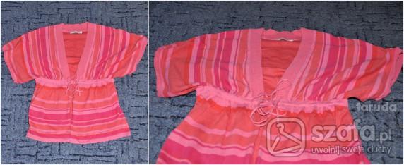 Swetry Sweter w stylu kimono lub motylek
