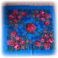 Kolorowe kwiaty FOLK