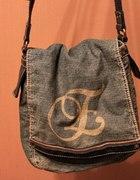 ESPRIT jeansowa torba