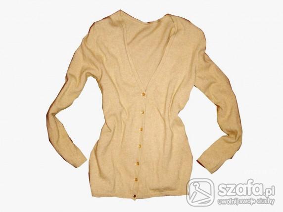 Swetry sliczny kardigan m l