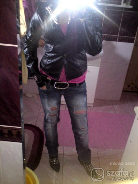 Mój styl Glam Rock