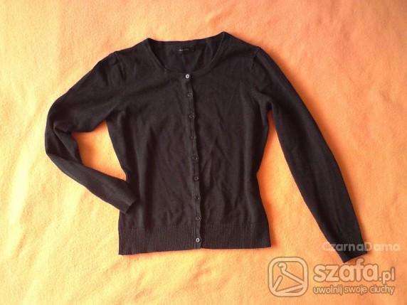 Swetry czarny kardigan VERO MODA S