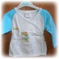 koszulka kaftanik dla niemowlaka