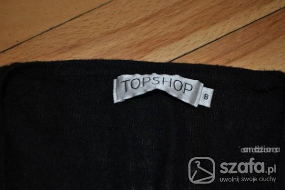 Swetry Czarny TOP SHOP