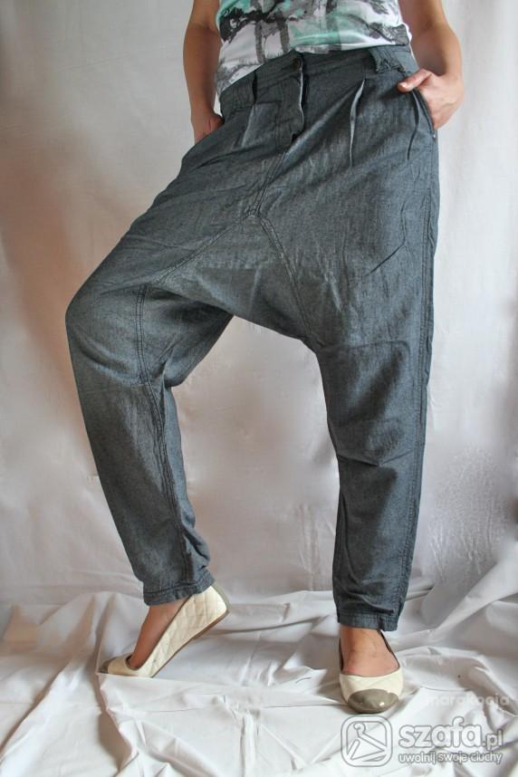 Spodnie spodnie haremki object
