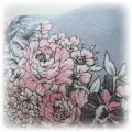 szarosci i pódrowy róż XL