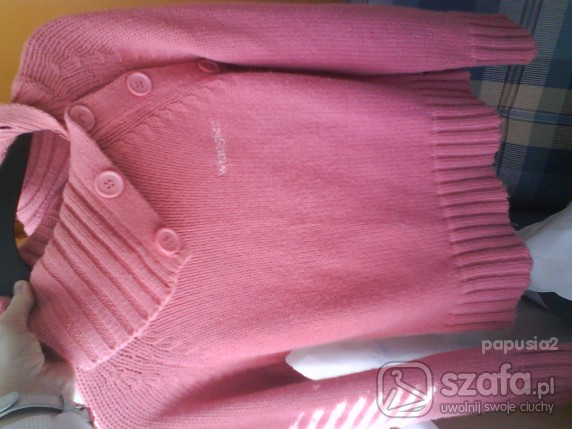 Swetry Śliczny oryginalny sweterek WRANGLER