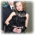 Gothic Wictorian Sukienka