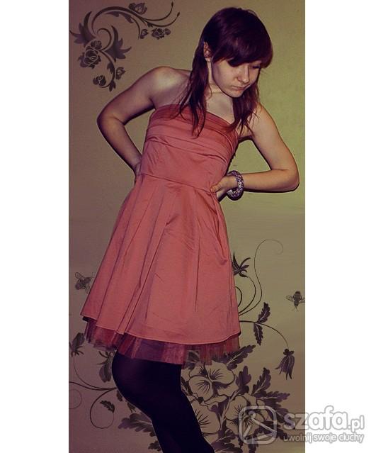 Eleganckie Sukienk