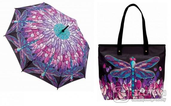 komplet torba i parasol