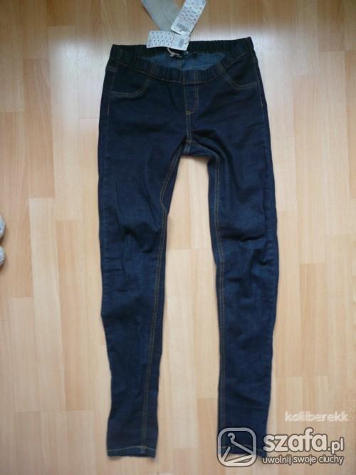 Legginsy jak jeansy s trn
