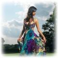 Zachwycająca Suknia Kwiatowa FLORAL