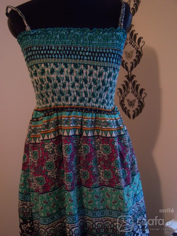 Moja świetna grecka sukienka