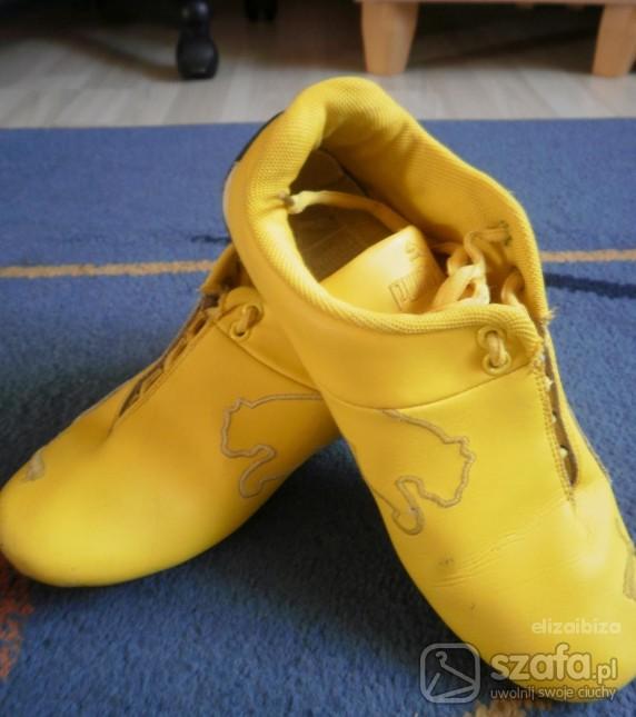 puma żółta
