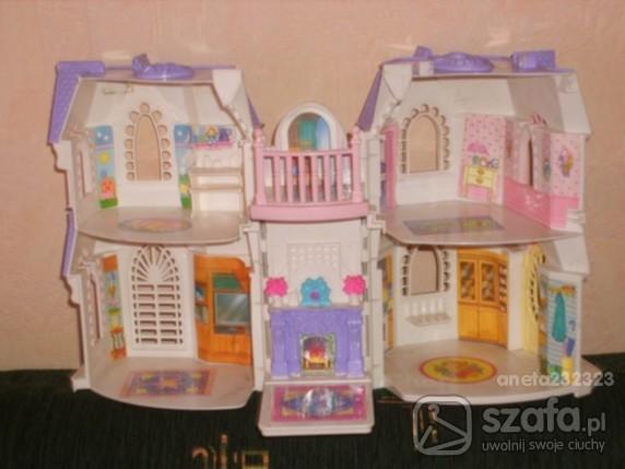 Zabawki Prześliczny domek dla lalek