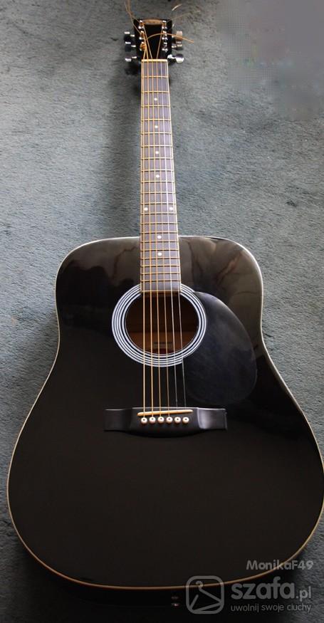 Pozostałe Gitara akustyczna firmy Stagg CENA RAZEM Z PRZESYŁ