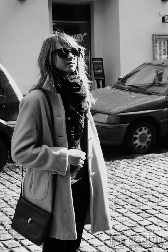 Eleganckie Płaszcz